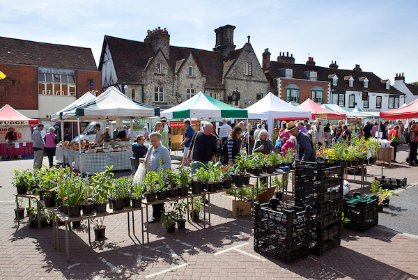 West Malling Farmers Market @ High Street | West Malling | United Kingdom